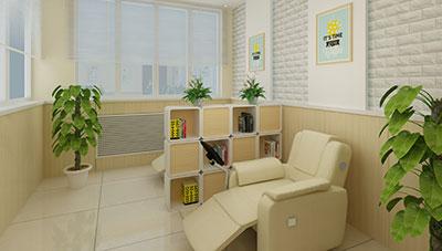 湖南某供电公司心理健康中心建设