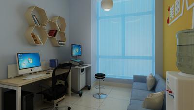湖南长沙某社区心理辅导室建设