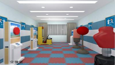 「心悦灵」心理咨询室建设心理辅导室建设中心理宣泄设备有哪些?