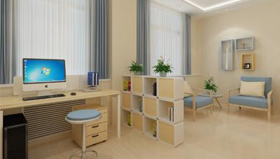 四川成都某高校心理咨询室建设方案