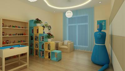 广东珠海市某检察院心理咨询室建设方案