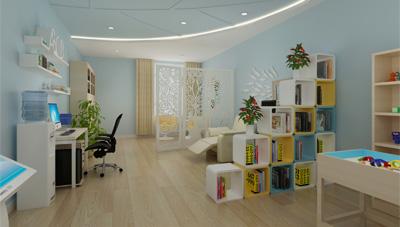 「心悦灵」广西桂林某法院心理咨询室建设规划方案和心理产品配备